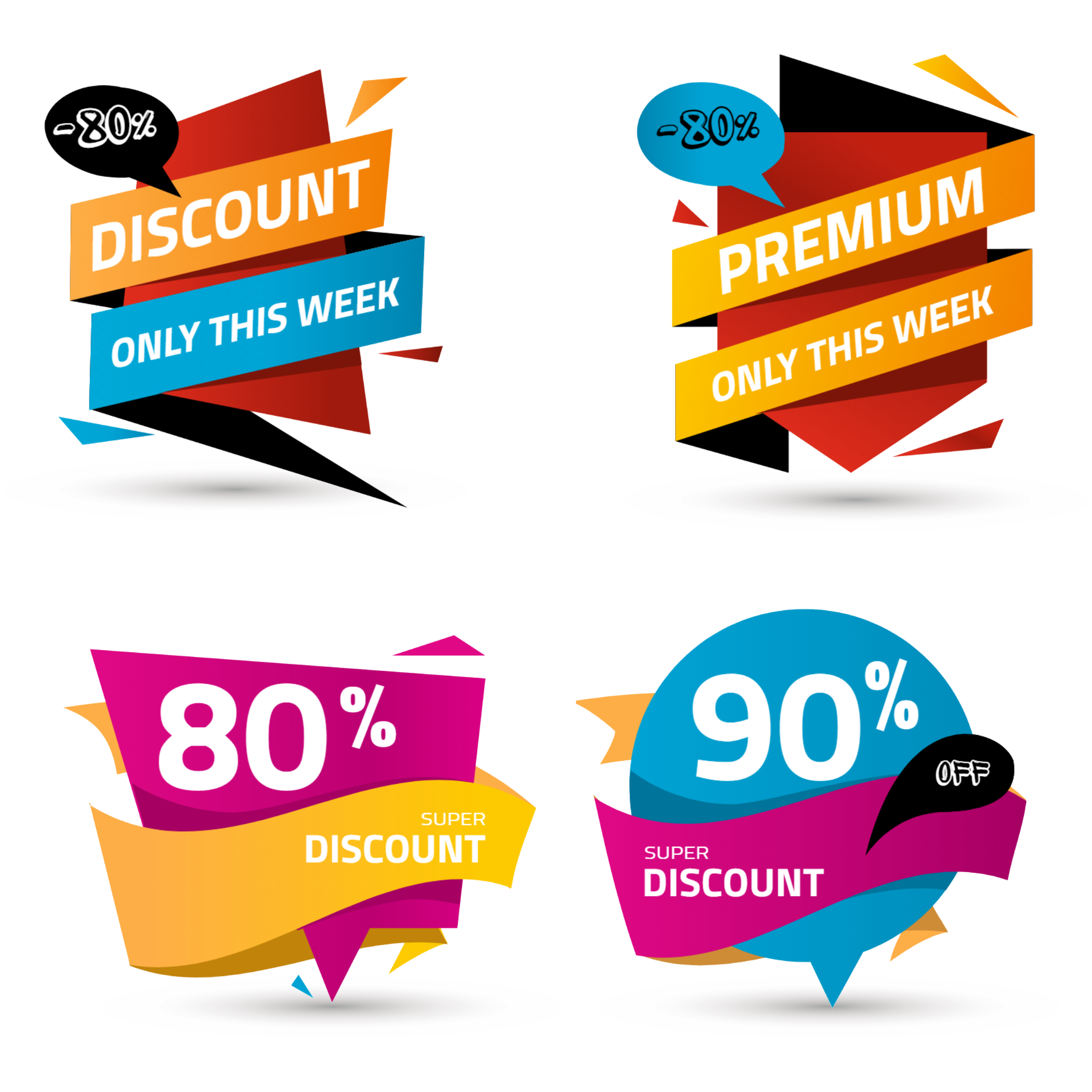 Pack discount 808